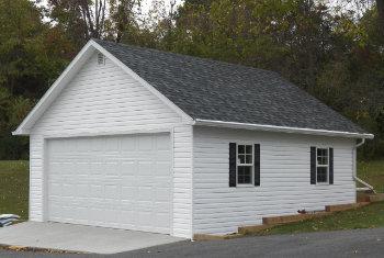 Garagen Dach Sanierun